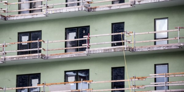 Rekordstort antal nya bostäder till hösten