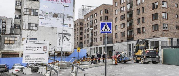 Därför ökar konkurserna inom byggsektorn