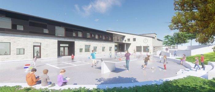 Här byggs ny skola i Helsingborg