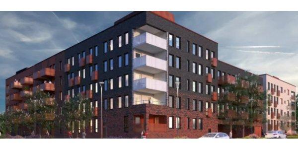 132 nya hyresrätter till Helsingborg