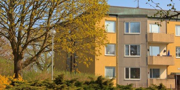NCC storrenoverar hyresrätter i Falkenberg