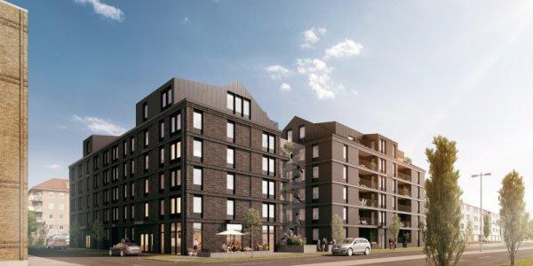 Nytt storbygge för Tosito
