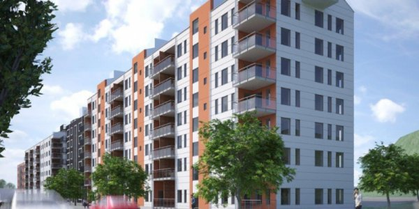 Skanska bygger för halv miljard i Göteborg