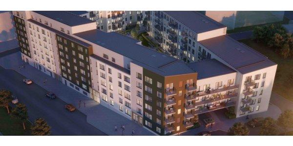 Byggstart för 69 bostäder i Kista