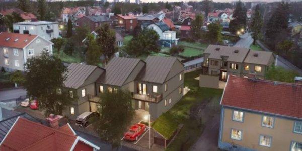 OBOS bygger nya äganderätter