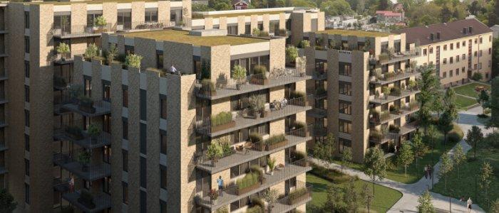 Aros största satsning – 400 bostäder