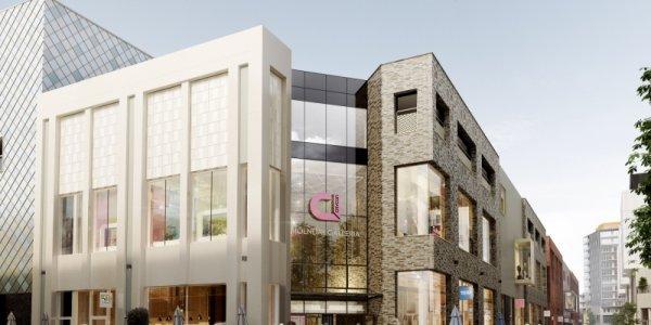 Så expanderar Citycon Mölndal Galleria