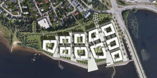 SBB och Rikshem storsatsar på nytt bostadsområde