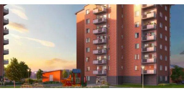 Riksbyggen satsar på nya bostadsrätter