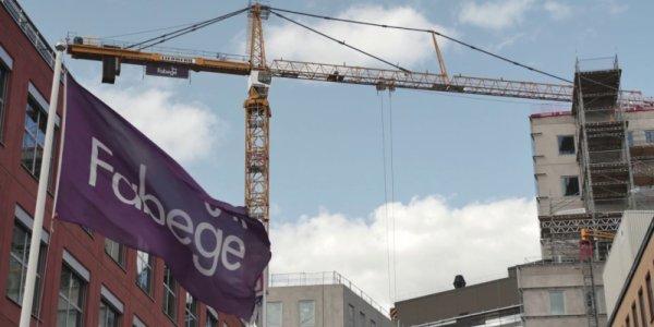 Fabege bildar nytt JV – bygger bostäder