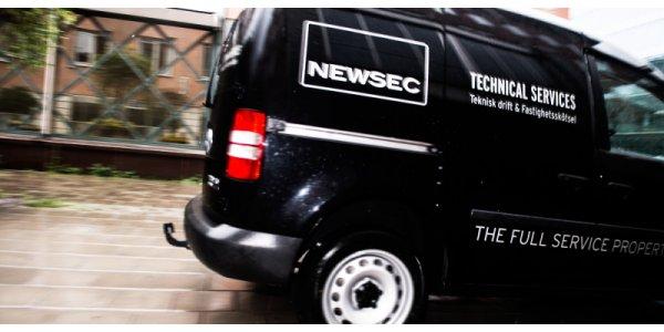 Topprekryteringar väntas på Newsec
