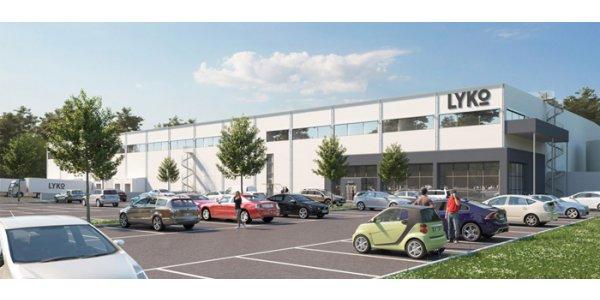 Logistic Contractor utvecklar lager åt skönhetsjätten