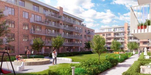 Nu får Eskilstuna nya bostäder