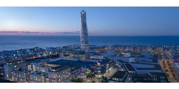 190 nya bostäder till Västra Hamnen