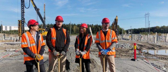 Stor logistiksatsning vid Arlanda