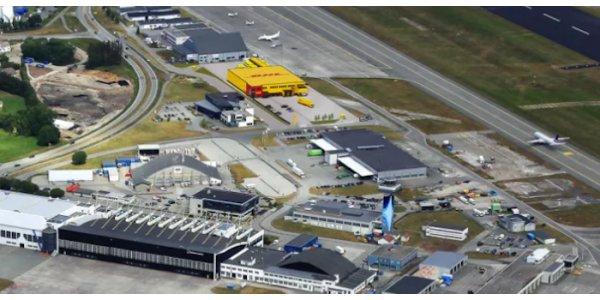 Logistic Contractor storbygger åt DHL