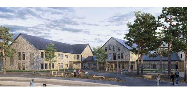 NCC bygger ny skola i Norrköping