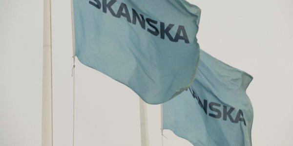 Skanska satsar på Köpenhamnskontor