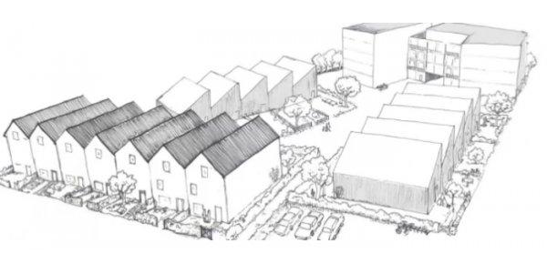 Jernhusen säljer mark – blir bostäder