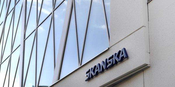 Fler guldkantade avtal för Skanska