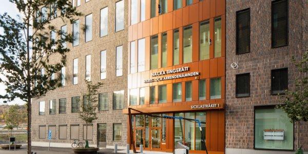 Atriums nya avtal med Domstolsverket