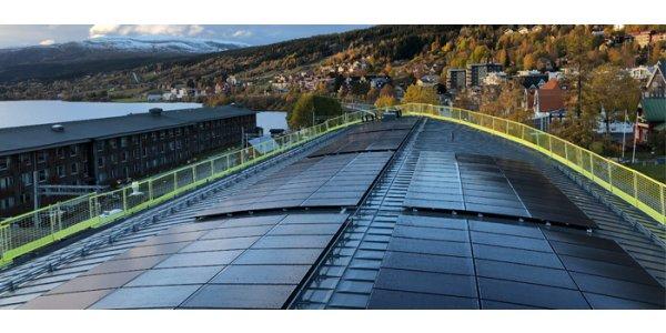 Diös fortsätter satsa på solceller