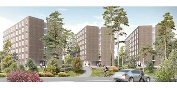 Lindbäcks bygger åt Akademiska Hus