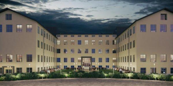 Ny bosatsning för Akademiska Hus