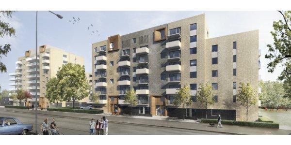 Bygglov klart för Riksbyggens nya bygge