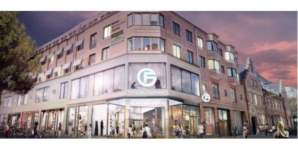 Gallerian i Forumkvarteret klar efter ombyggnad