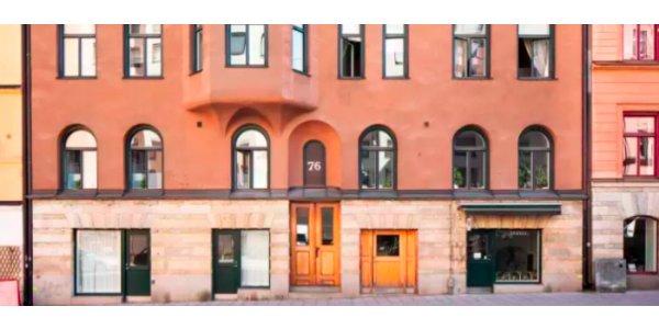 Newsec rådgivare vid avyttring i Stockholm
