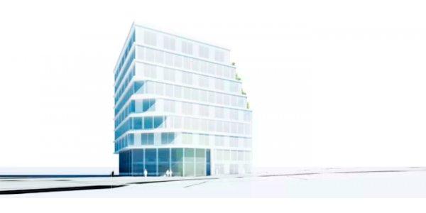 Veidekke bygger 10 000 kvm kontor