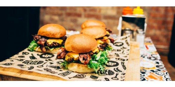 Streetfoodkedjan Bastard Burgers slår upp portarna