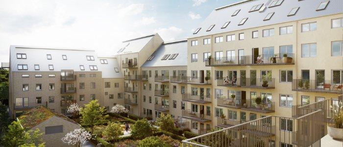 FOJAB ritar Lunds nya bostadsområde