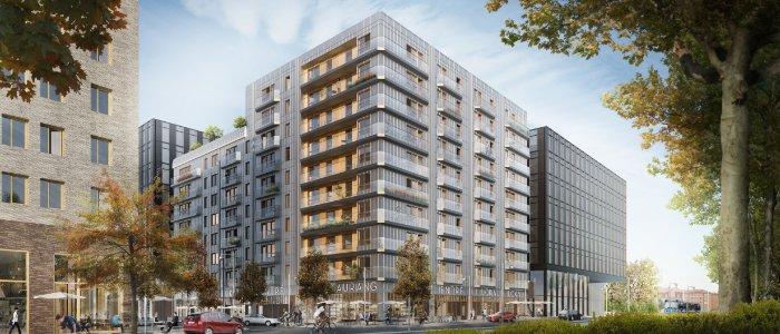 Aros Bostad säljstartar nytt bostadsprojekt