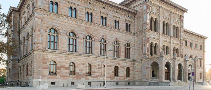 Unika lösningar vid renoveringen av Nationalmuseum