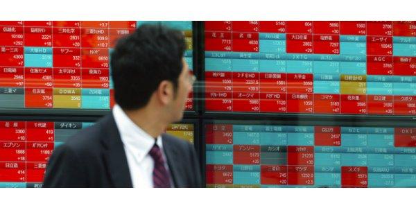 Nästan stiltje på Asienbörserna