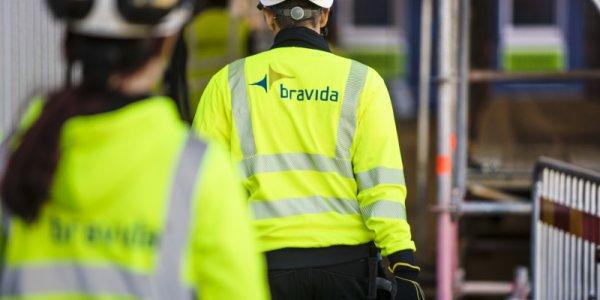 Bravida skriver storavtal med byggare
