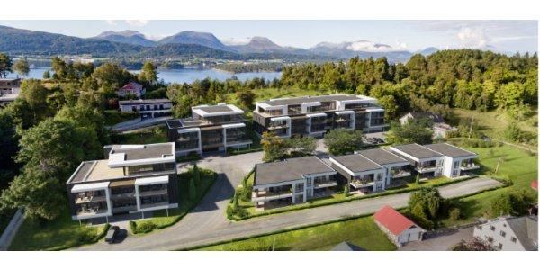 Peab bygger 31 nya lägenheter