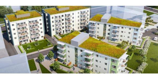 HSB bygger 80 nya lägenheter