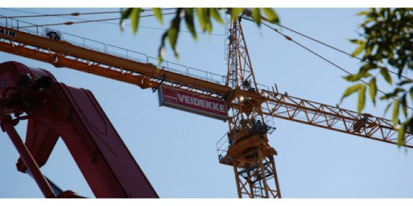 Här är Veidekkes nya Göteborgs-bygge