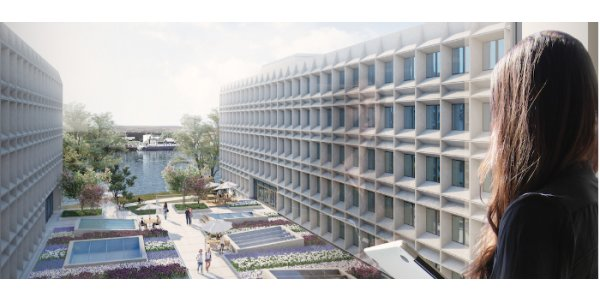Utvecklingen av Solna Strand fortsätter