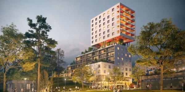 Sveafastigheter vinner bygge i Stockholm