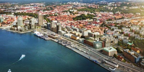 Storprojekt i Göteborg certifieras