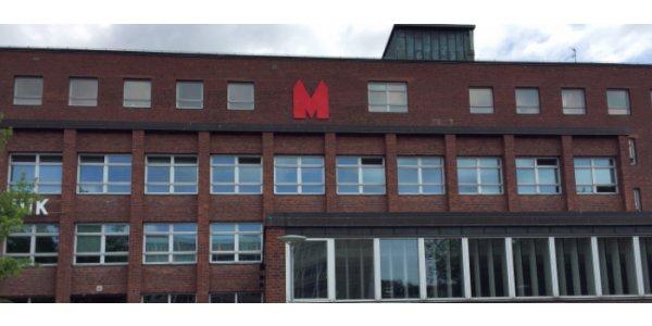 Akademiska Hus moderniserar M-huset