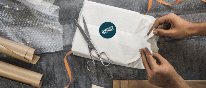Atrium satsar på paketutlämning
