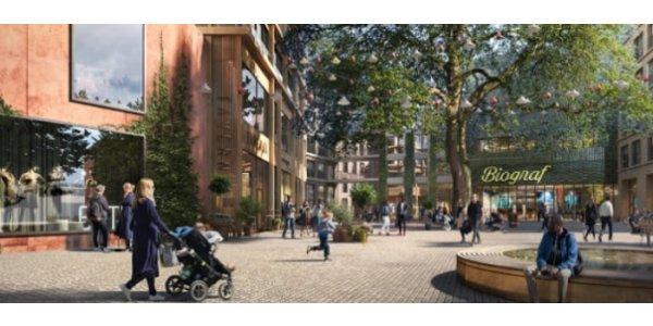 Lund får nytt bostadskvarter
