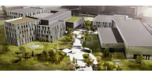 Tyréns bygger mötesplats för världens forskare