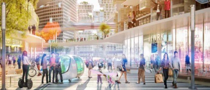 Sweco utvecklar framtidens smarta gator