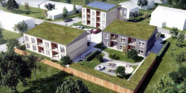 Därför stoppas bostadsbolagets aktie